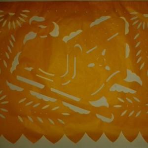 Trineo Papel Picado