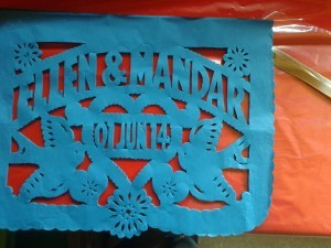 customized papel picado